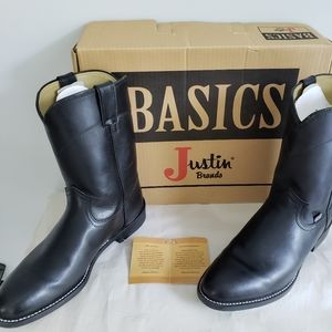 Justin Basics Boot NWT